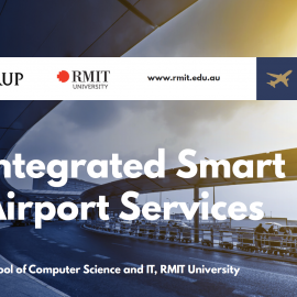 ARC Linkage Integrated Smart Airport Services